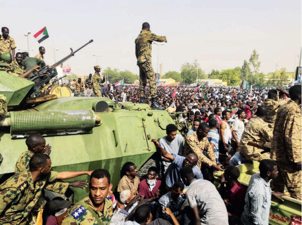 Sudan's transitional fault lines threaten revolution - New African