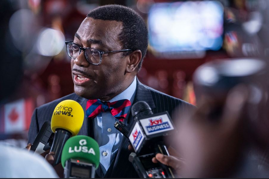Adesina confirms he will run for 2020 AfDB presidency