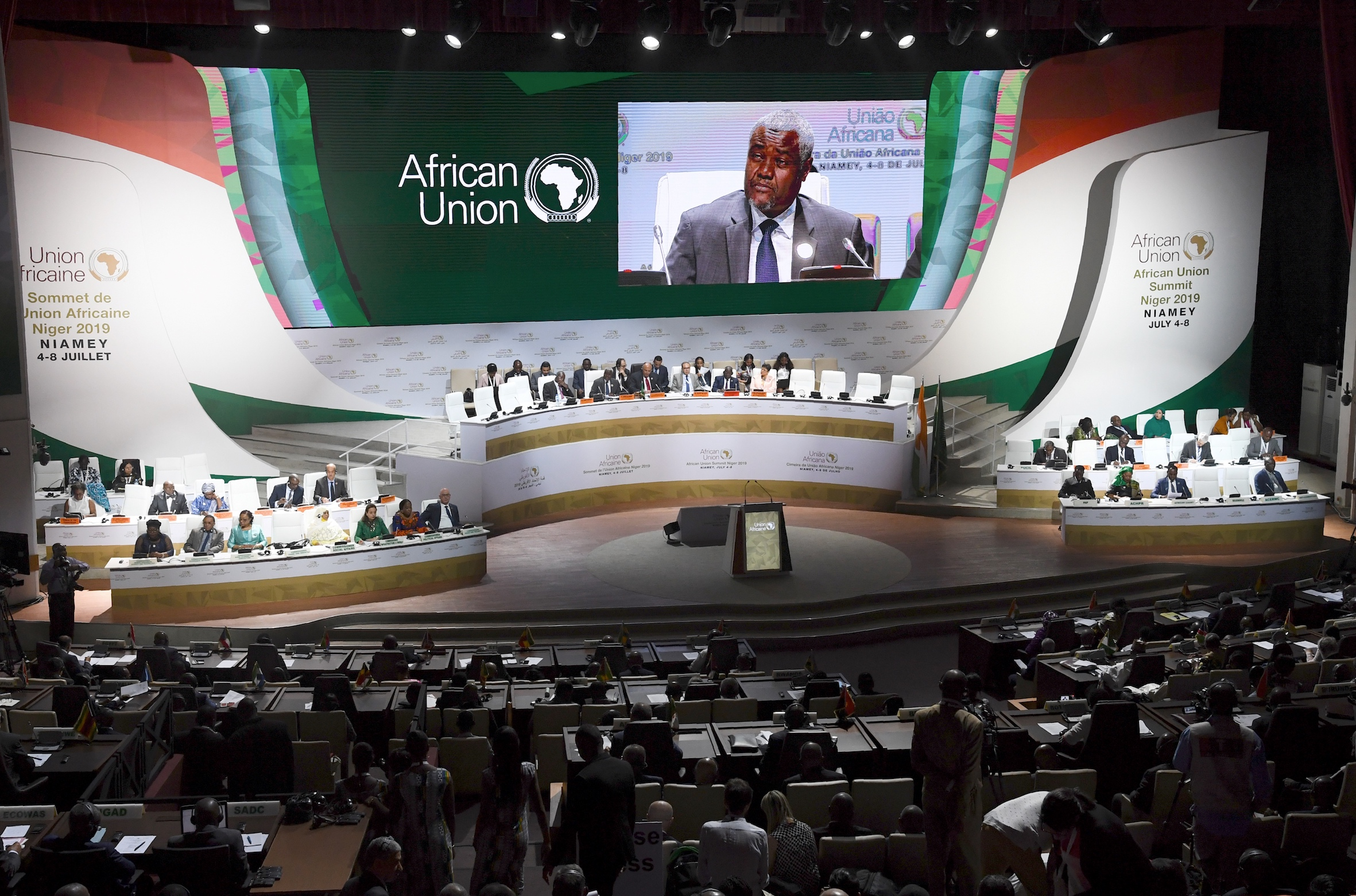 "A new dawn for Africa – as AfCFTA lifts off in Niamey. ""It's a remarkable and historic achievement."""