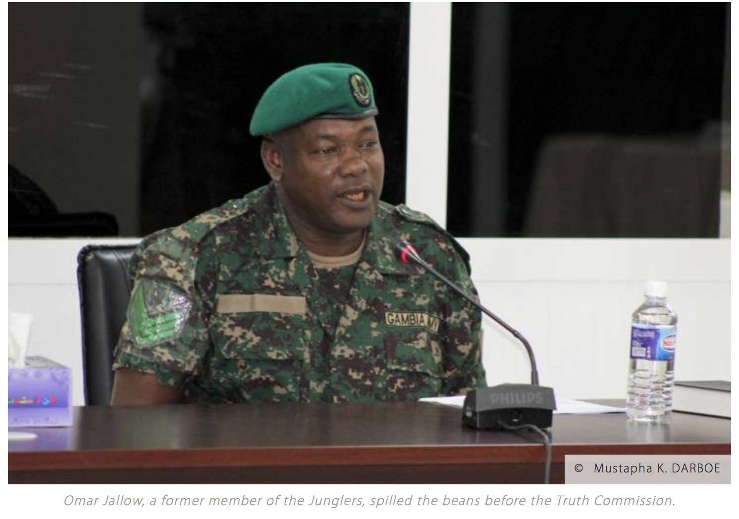 Gambia: Yahya Jammeh terror exposed in full before the TRRC