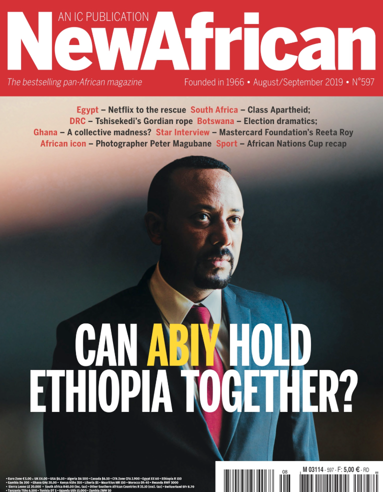 New African Magazine - The bestselling pan-African magazine