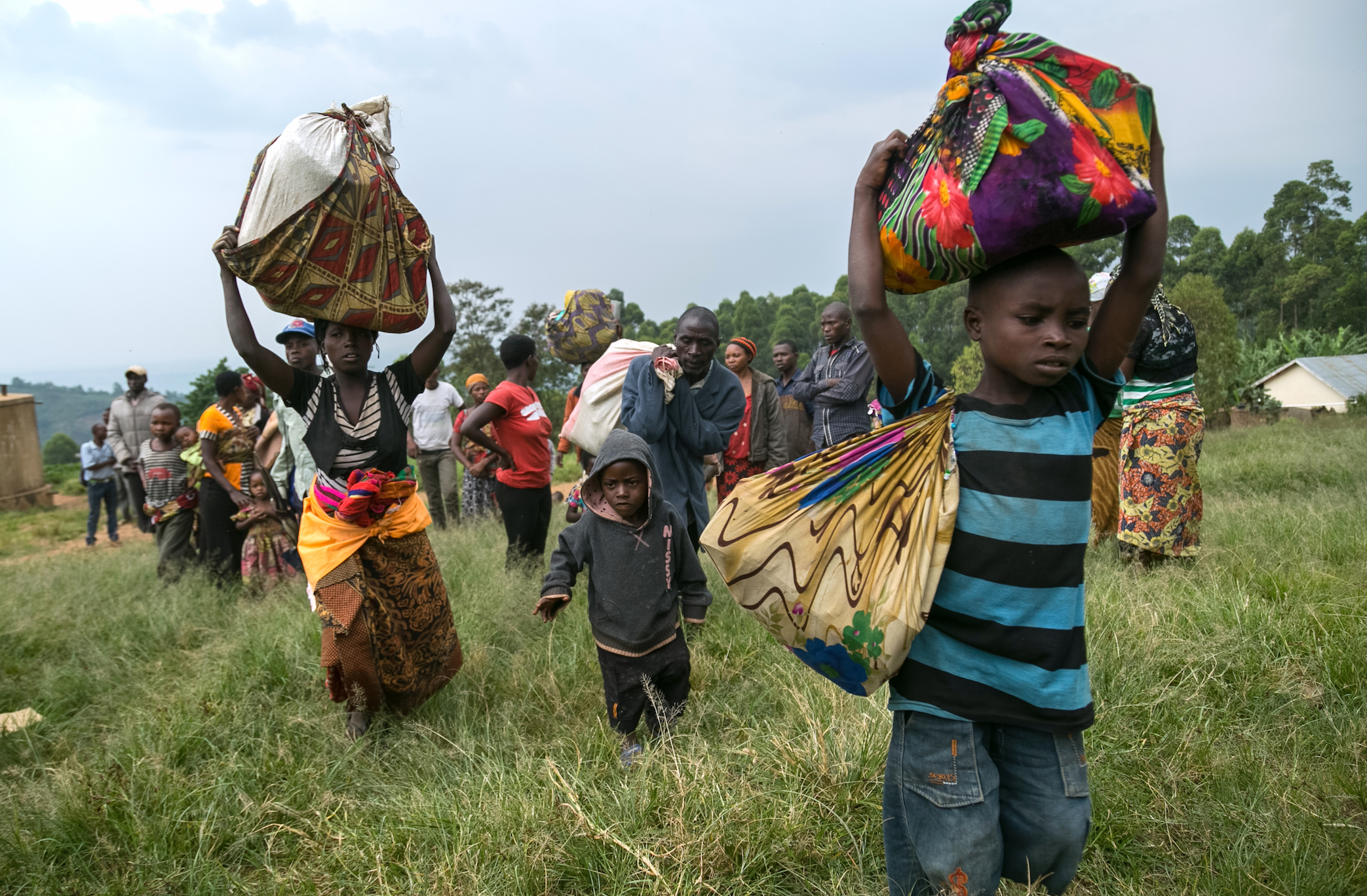 Eastern DR Congo, and the people's plight