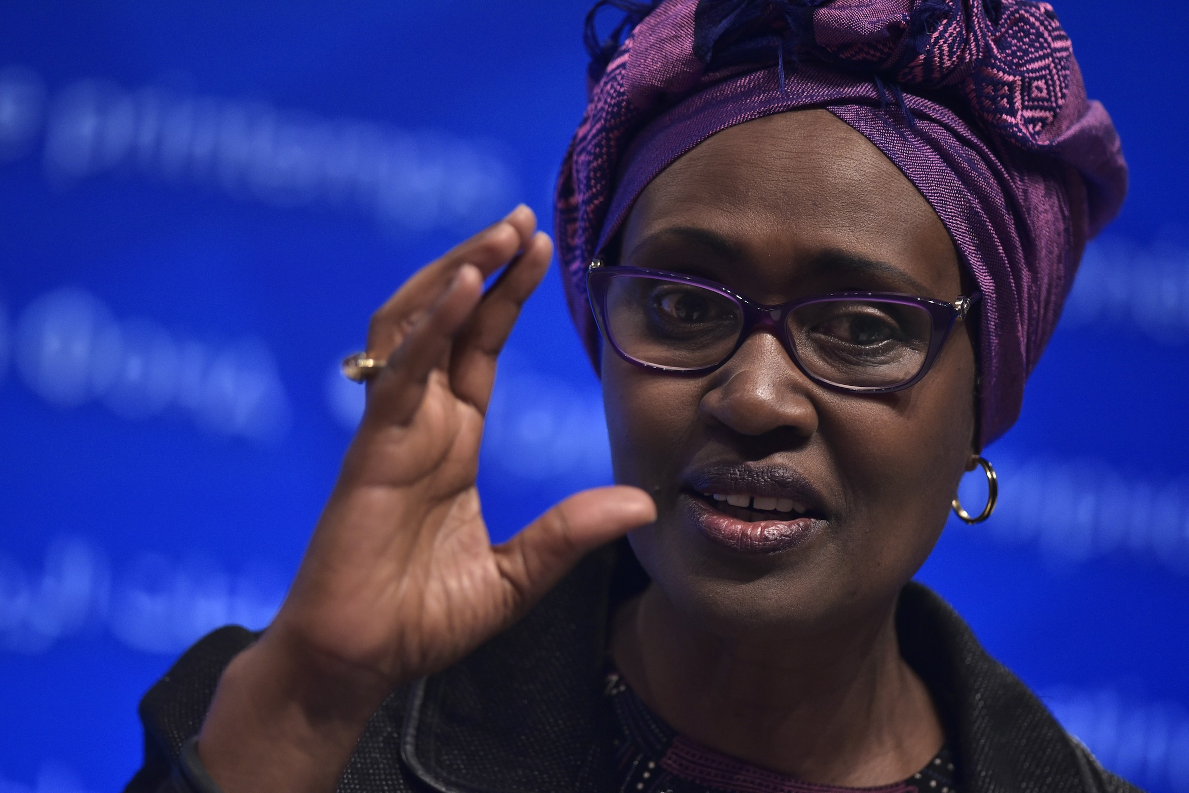 Oxfam's Winnie Byanyima to leave for UNAIDS