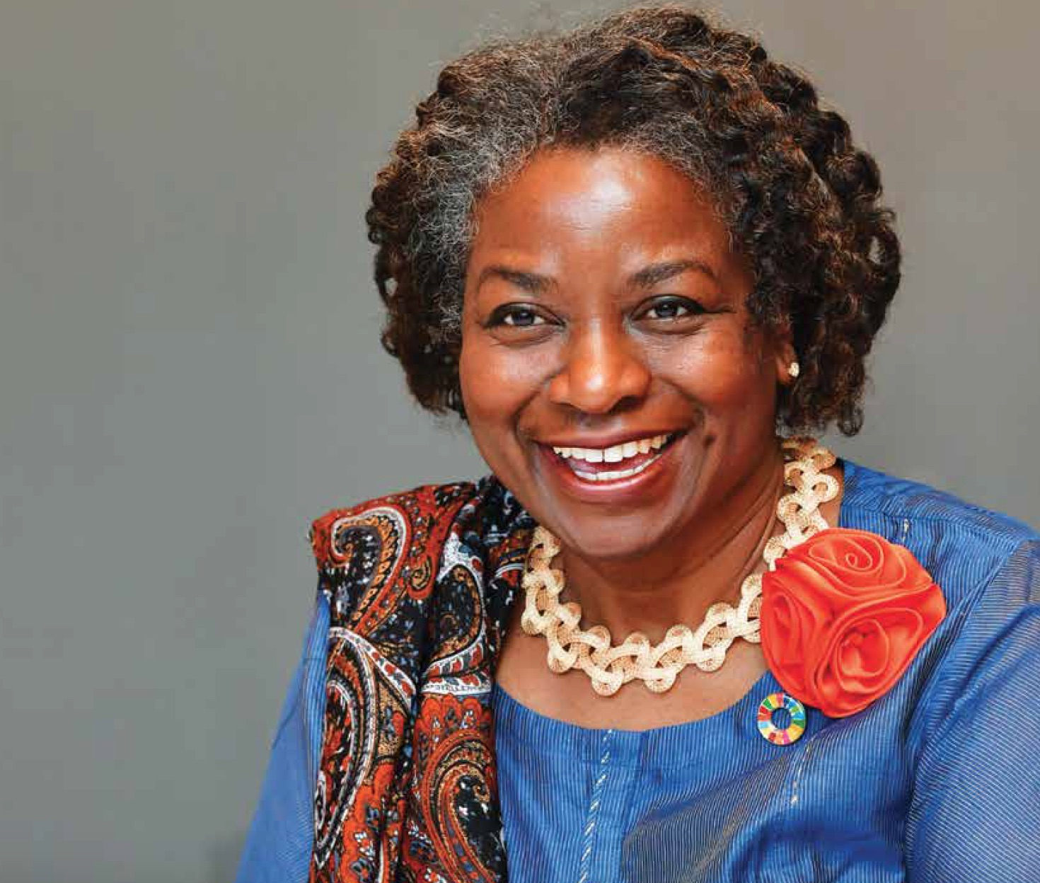 Interview: Dr Natalia Kanem – Gender Equality is about fighting for the right things…'