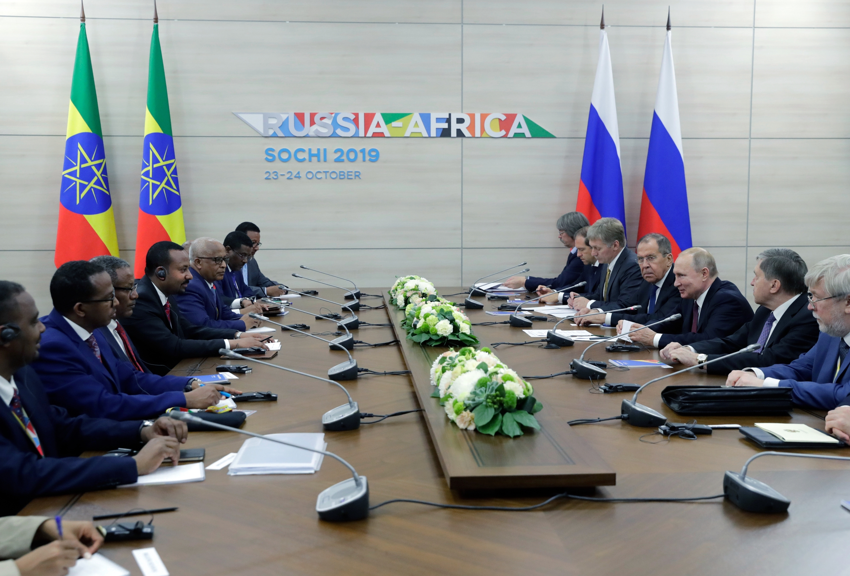 Reflections on the Russia-Africa Summit
