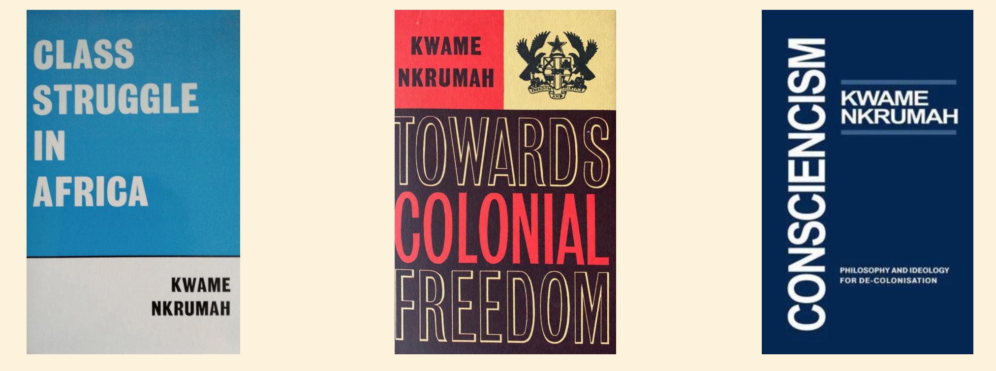 Archiving Kwame Nkrumah work