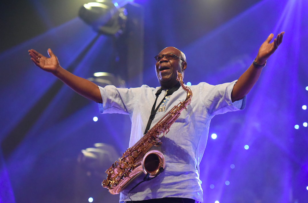 Manu Dibango – Last of the great African musical icons