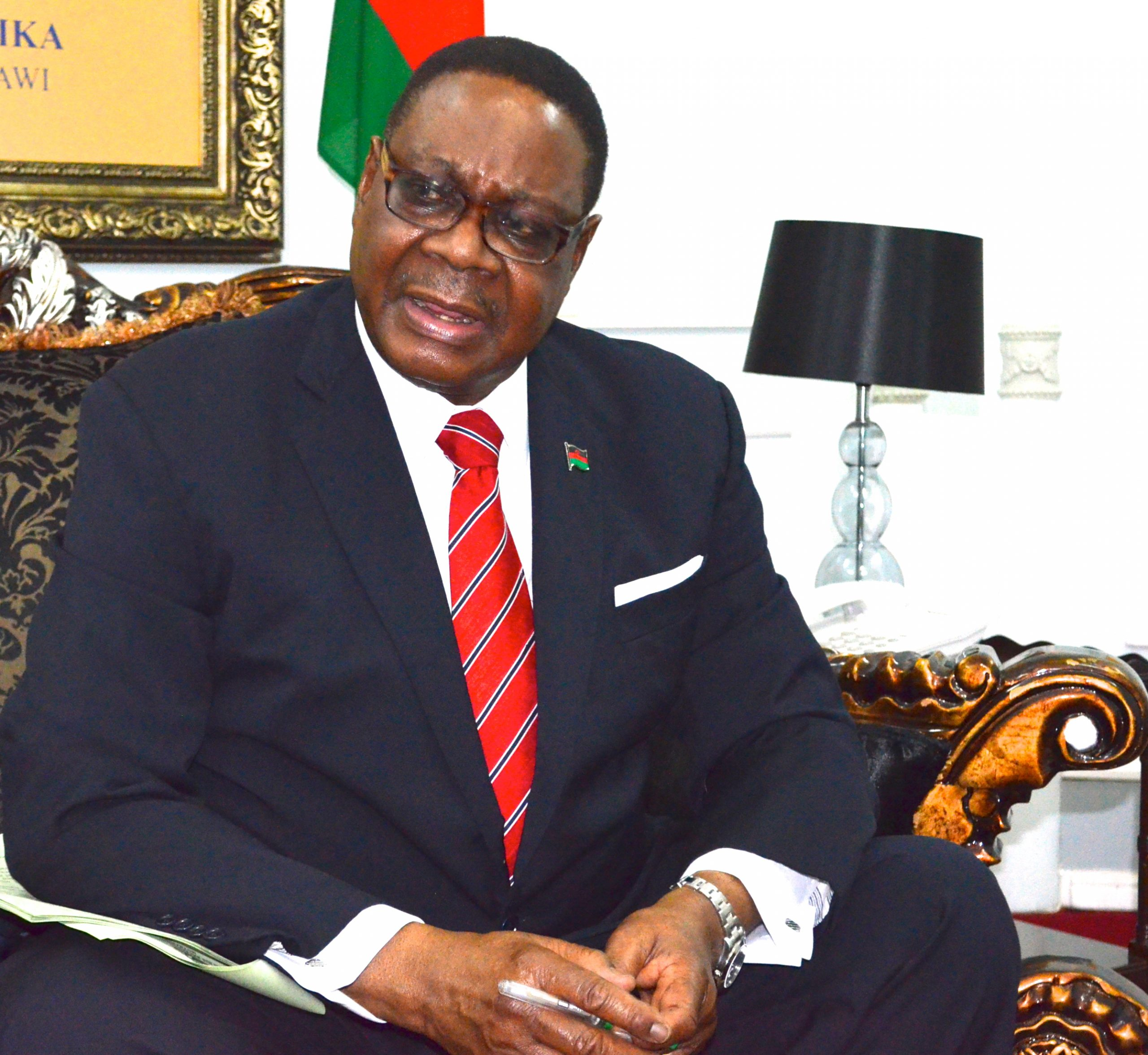 If Malawi's President Mutharika is a dictator, he has done a poor job of it
