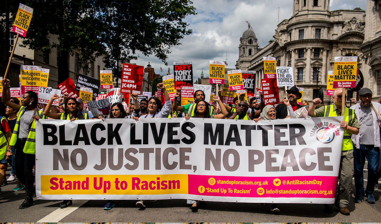 Do British Black lives matter?