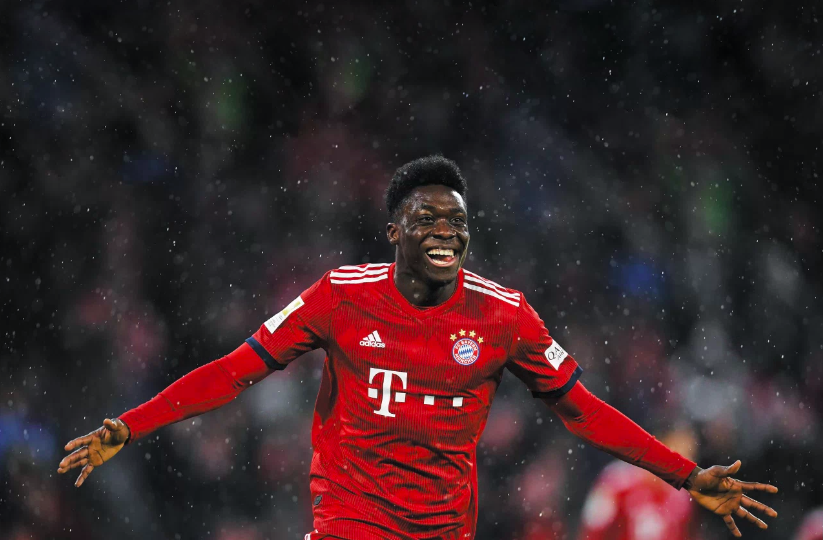 Bayern's prince in waiting – Alphonso Davies