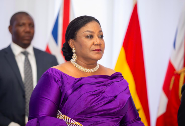 Defeating an old foe, malaria, while surviving a new enemy, Covid-19 – Rebecca Akufo-Addo