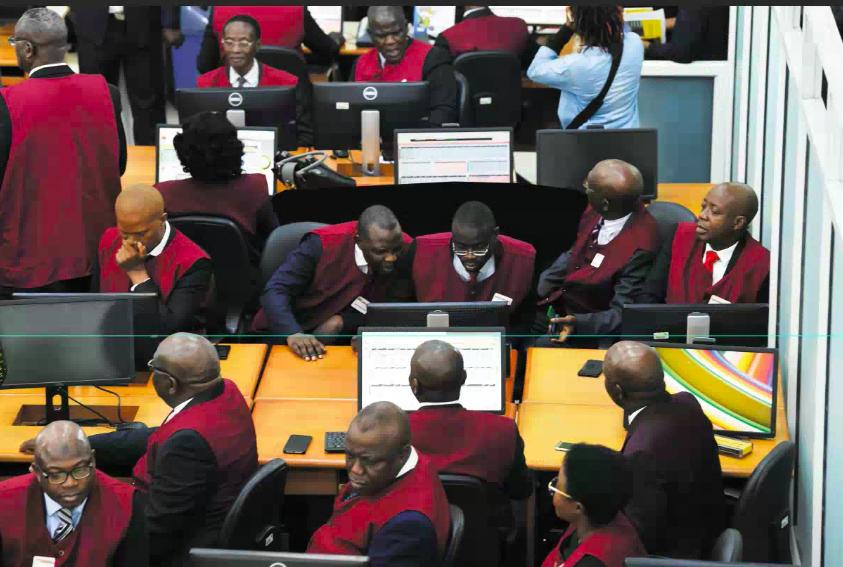 Nigerian Stock Exchange remains healthy despite pandemic