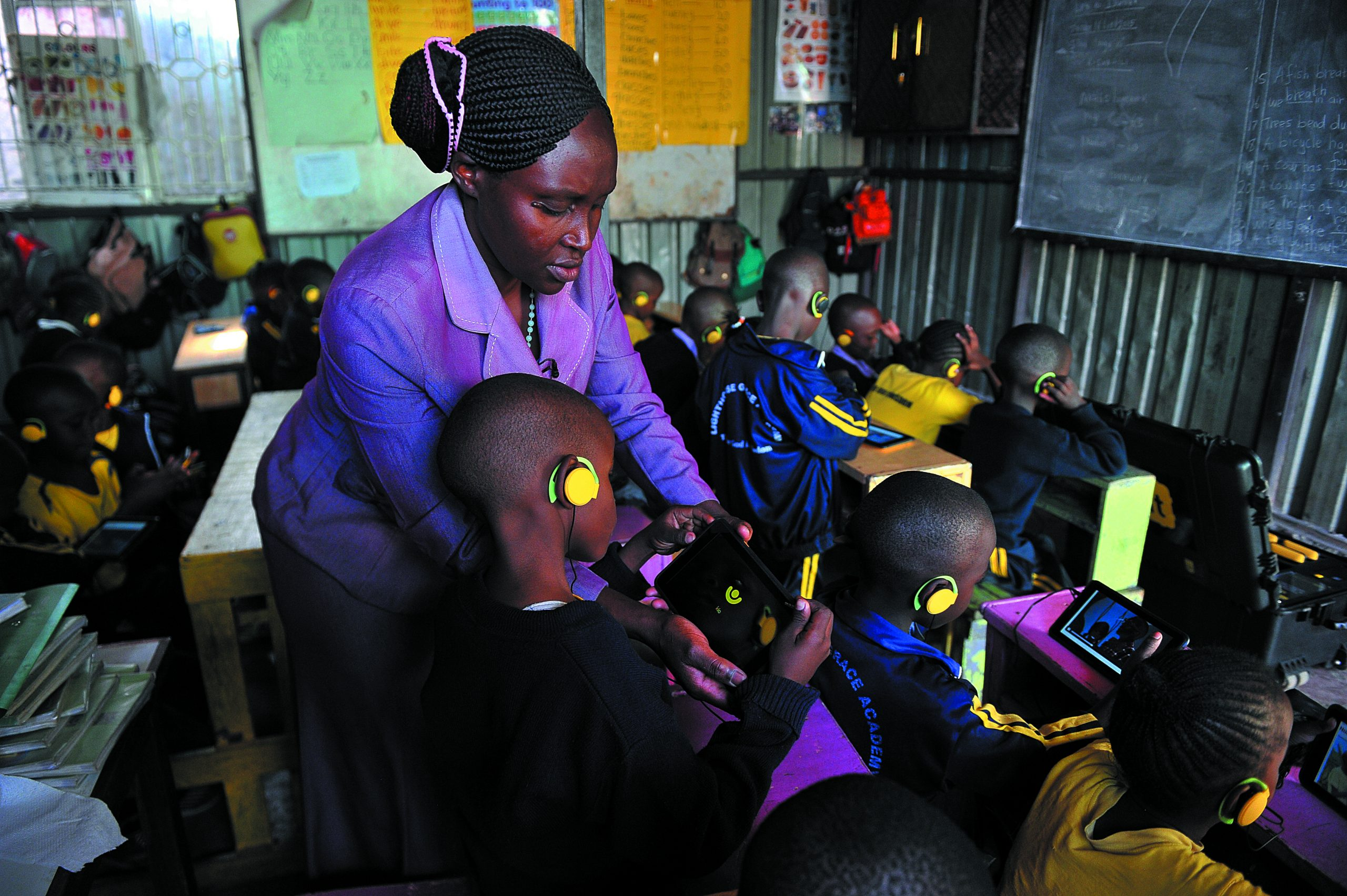 Education only route to work in Africa says Mastercard report