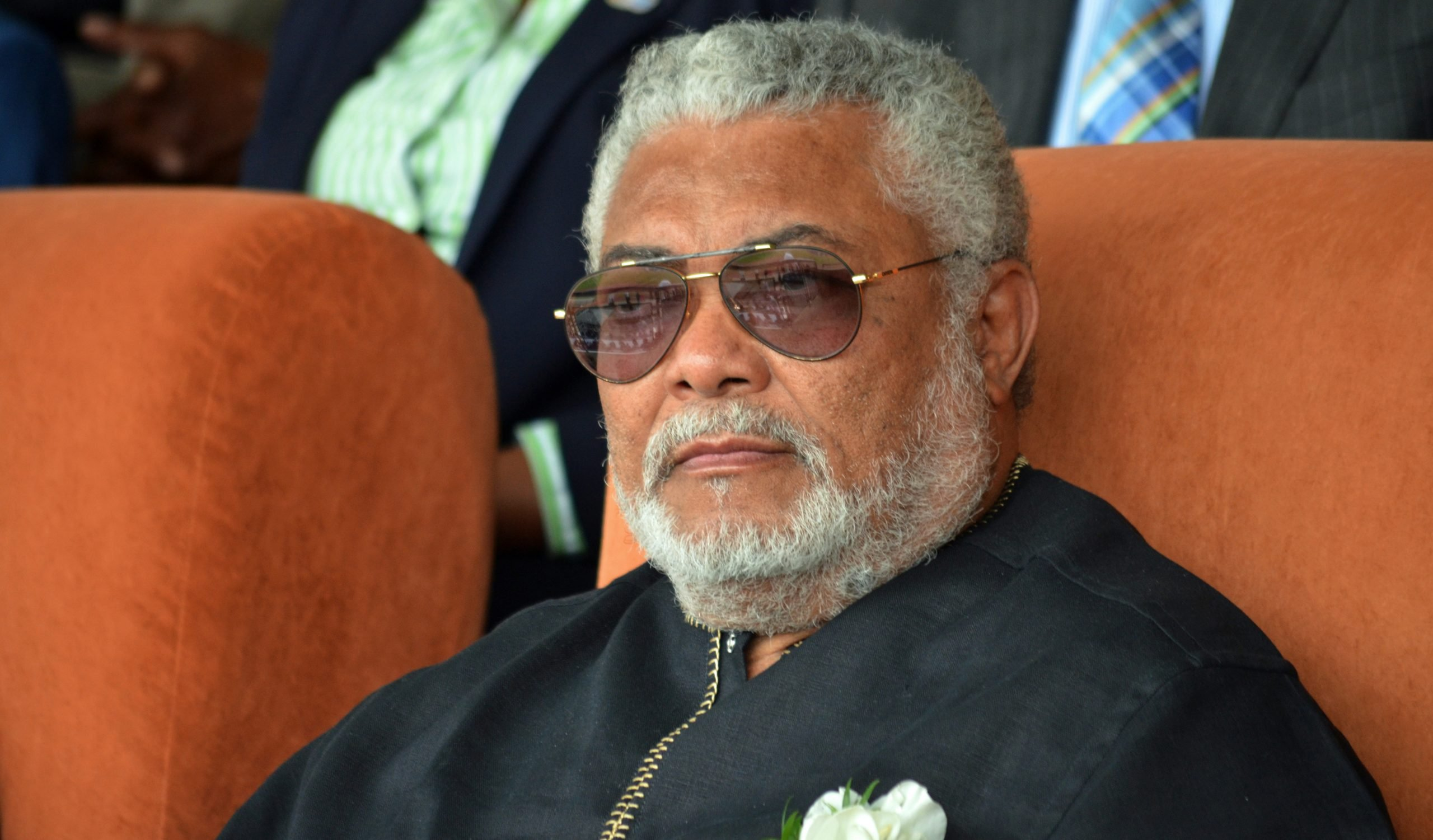 Jerry Rawlings – the fire and the passion