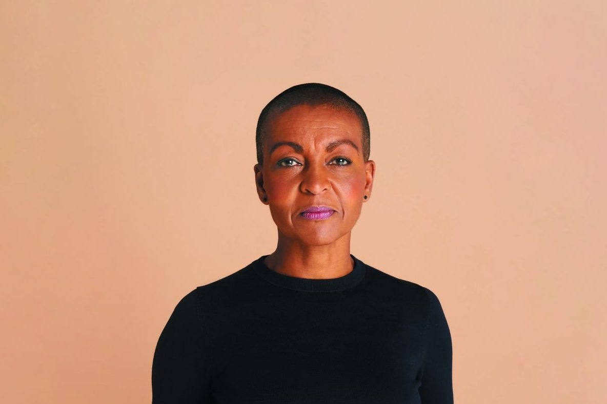 Adjoa Andoh: 'It's a real honour to be playing in Bridgerton'
