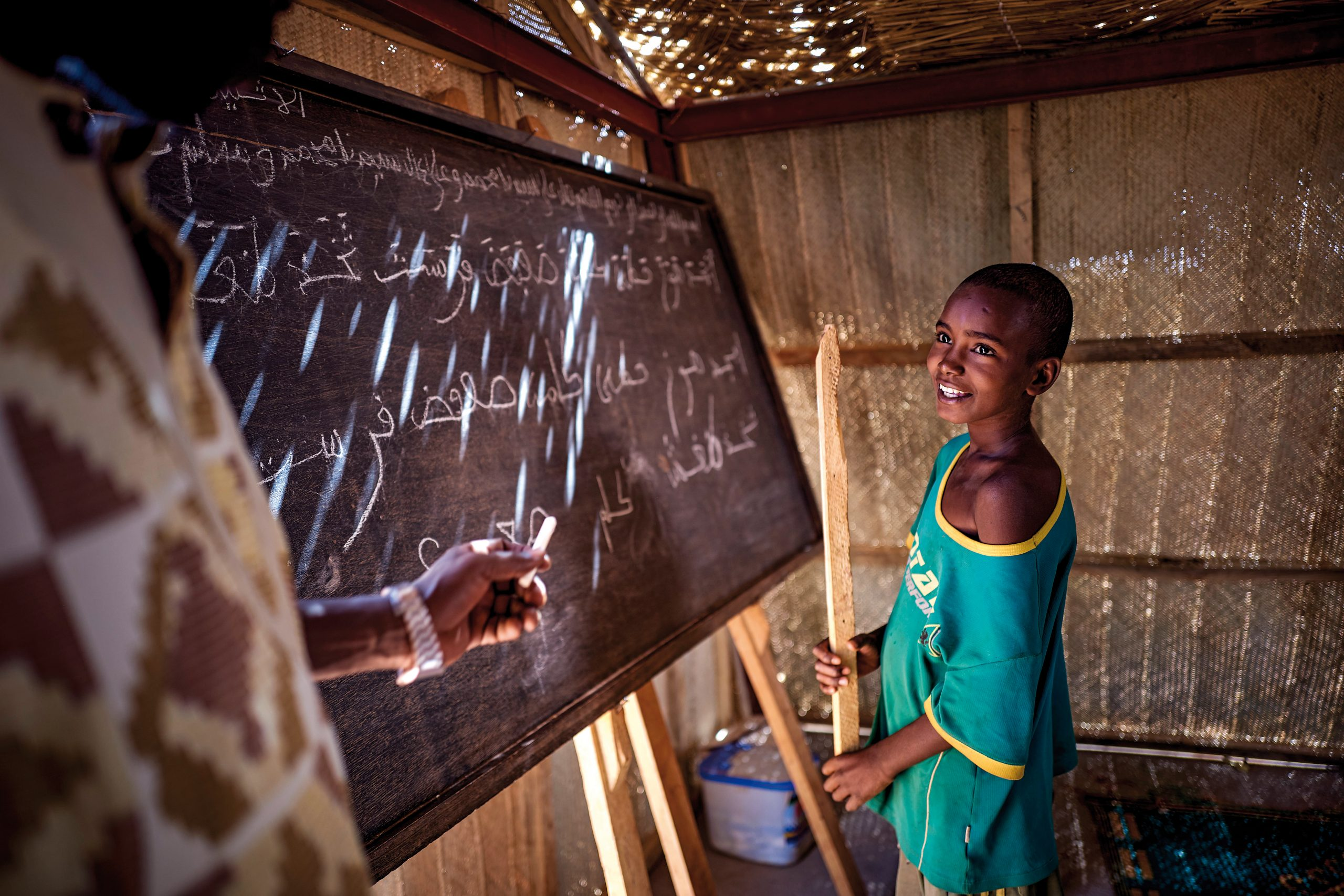 Mali: Education, health and employment needs must be met