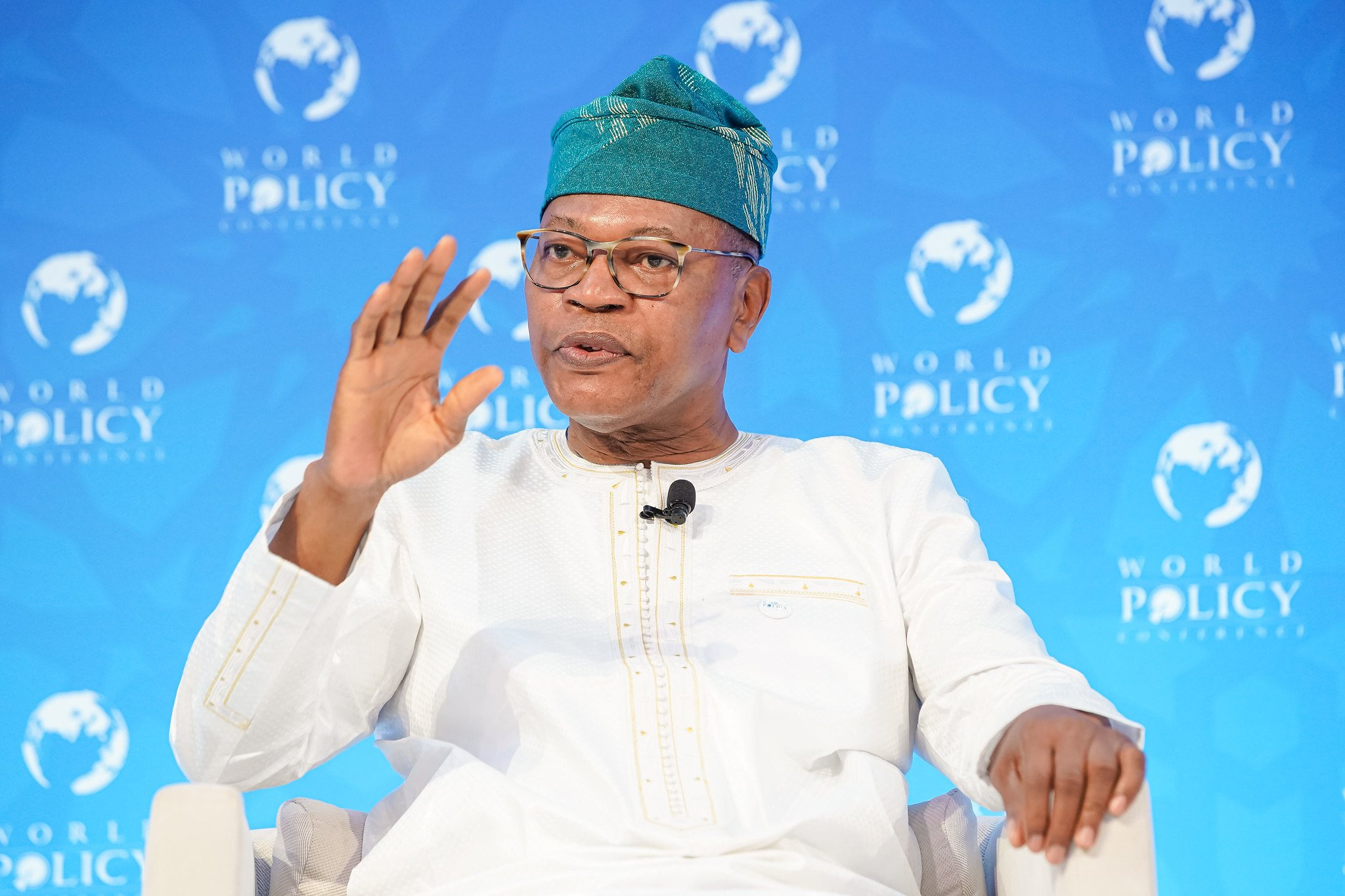 Mohamed Ibn Chambas: Governments must regain control in Sahel