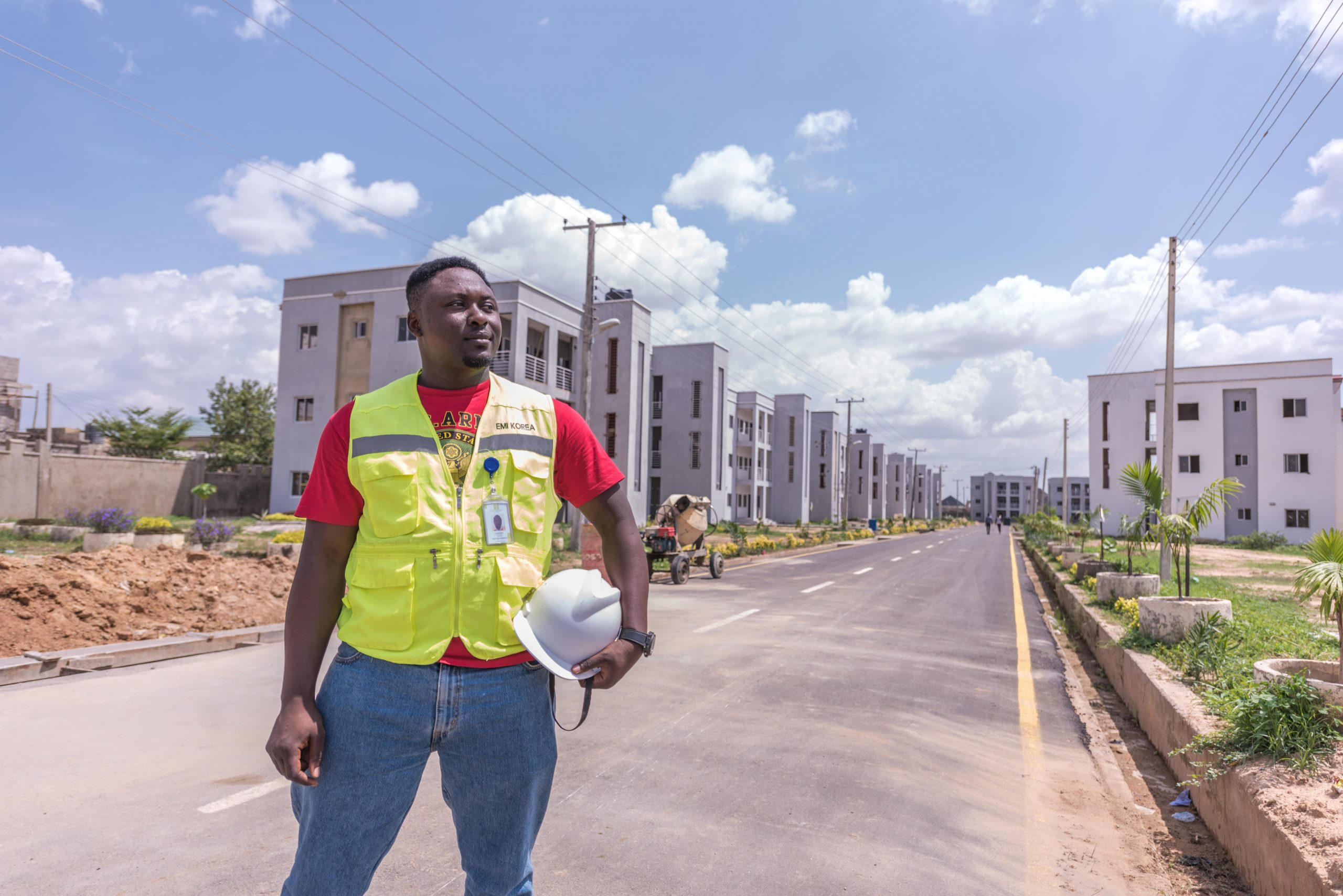 Nigerian fund will boost homebuilding and economic growth