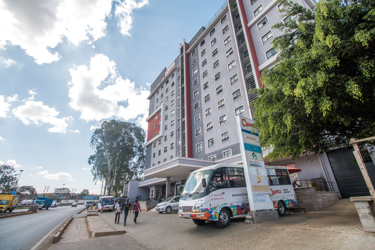 Innovative financing for affordable housing in Africa