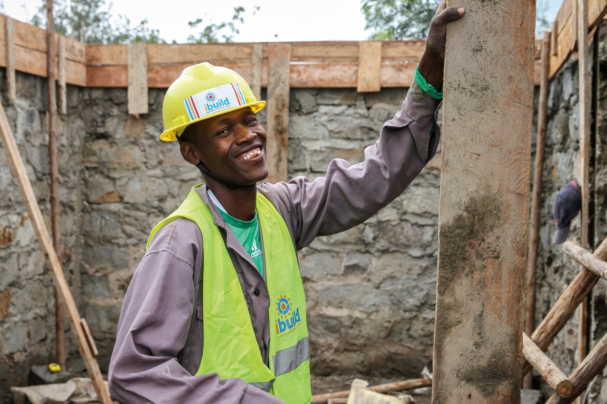 Digital solution puts Africa's small-scale constructors back in control