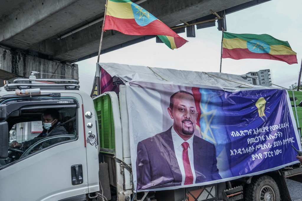 Ethiopia's Abiy must make peace at any cost