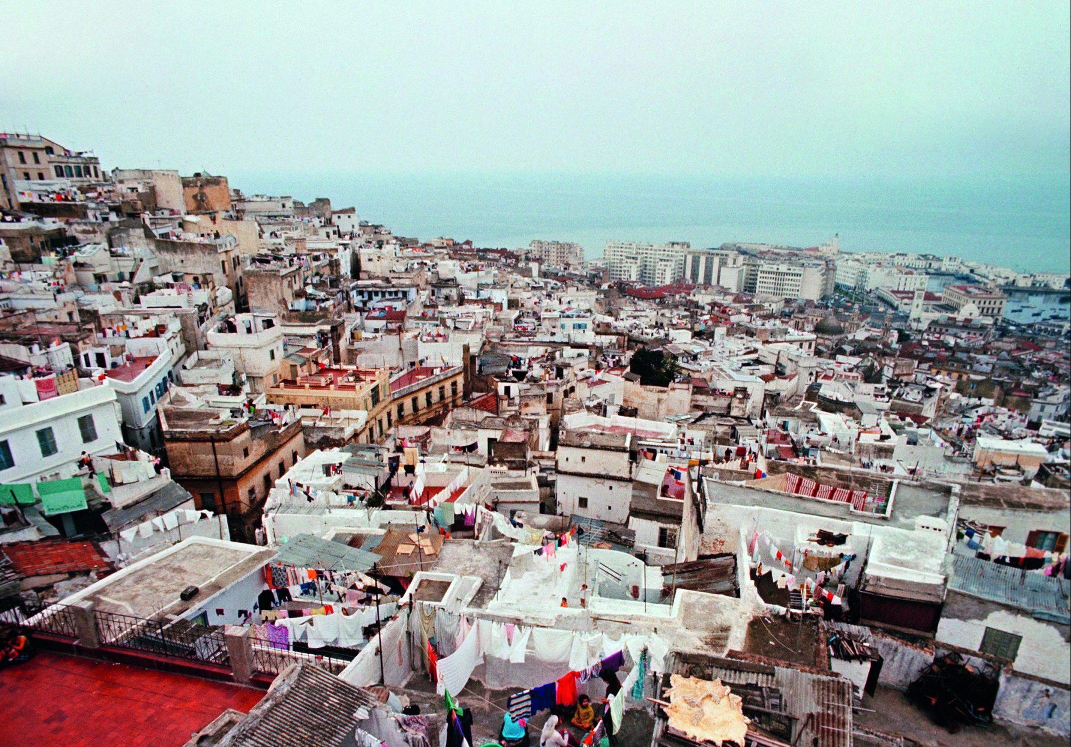 Back in time to 70s Algeria