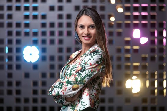 Candice Fangueiro, Head of Content in Africa for Showmax.