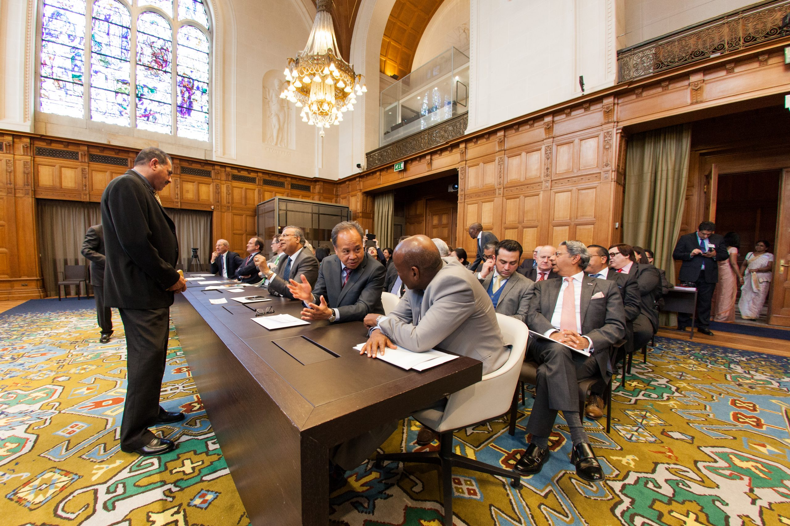 Why the ICJ should co-opt African dispute-solving mechanisms