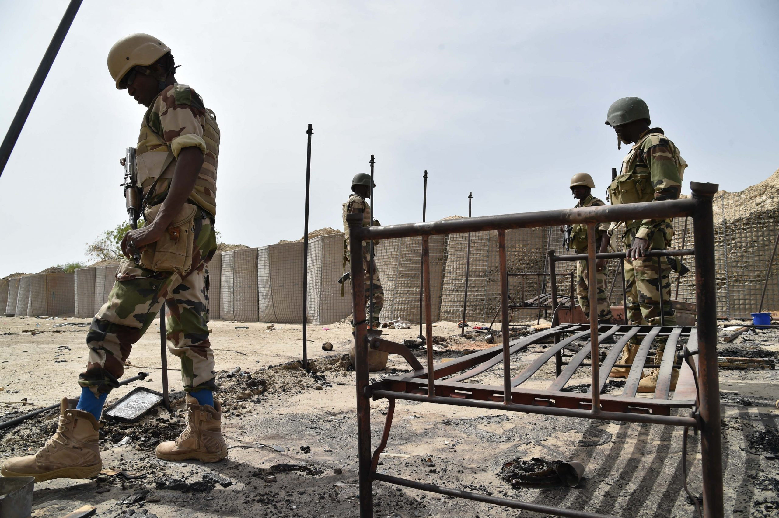 Is this the end of Boko Haram?