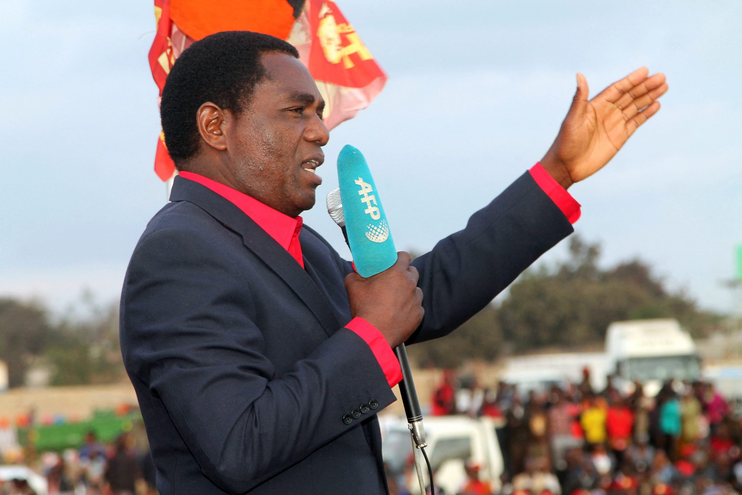 Zambia's youth lift Hichilema to top of power hill