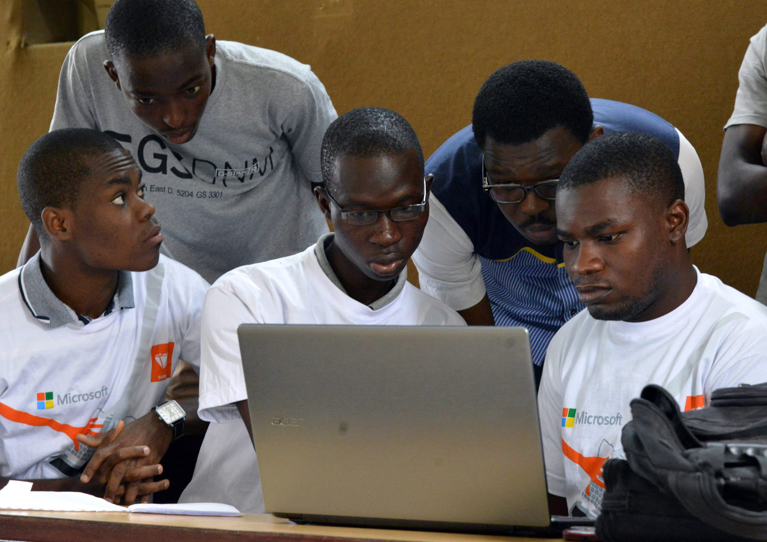 Invest in African youth today for a brighter tomorrow