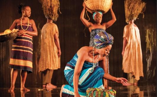 Celebrating Yoruba traditions